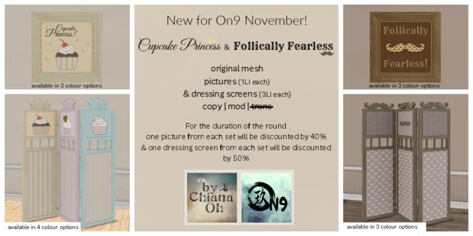 by Chiana Oh - On9 November [ad]